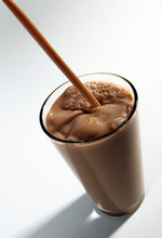Francisco Kjolseth     The Salt Lake Tribune For a story on the pros and cons of chocolate milk.