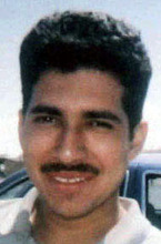 Crandall Canyon mine victim Luis Hernandez photo furnished by KUTV