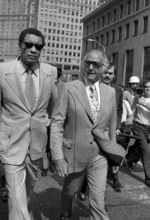 FILE - In this Sept. 8, 1975, file photo, reputed mafia chieftain Anthony
