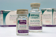 J.B. Reed/Bloomberg News. In February and again in April, the FDA warned doctors and cancer clinics around the country that it had determined they had bought fake Avastin, a pricey injectable cancer medicine, from a