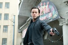 This film image released by Sony Pictures shows Joseph Gordon-Levitt in a scene from the action thriller