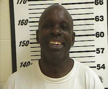 Joseph Fleming Porter. Credit: Davis County Jail