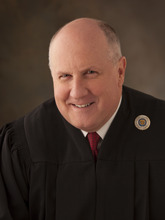 West Valley City and Saratoga Springs justice courts Judge Keith L. Stoney. Courtesy Utah State Courts.