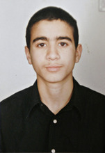 FILE - This undated photo shows Guantanamo detainee Omar Khadr, a Canadian, taken before he was imprisoned in 2002 at the age of 15. A decade after Khadr was pulled near death from the rubble of a bombed-out compound in Afghanistan, the Canadian citizen set foot on Canadian soil early Saturday, Sept. 29, 2012, after an American military flight from the notorious prison in Guantanamo Bay. Khadr pleaded guilty in 2010 to killing a U.S. soldier in Afghanistan and was eligible to return to Canada from Guantanamo Bay last October under terms of a plea deal. Canada's conservative government took almost a year to approve the transfer. (AP Photo/Canadian Press, File)