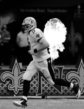 Matthew Hinton  |  AP file photo Drew Brees' season hasn't totally gone up in flames yet, but a loss on Sunday should take care of that.