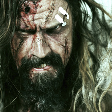 Rob Zombie co-headlines a concert with Marilyn Manson at Usana Amphitheatre on Oct. 1. Courtesy photo