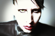 Marilyn Manson co-headlines a concert with Rob Zombie at Usana Amphitheatre on Oct. 1. Courtesy photo