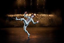 Courtesy photo A featured performer from Cirque du Soleil's