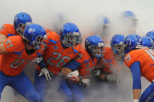File photo | The Associated Press Boise State holds a 19-game football winning streak vs. schools from Utah.