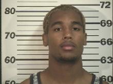 Tyree Mills. (Iron County Jail photo)