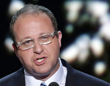 FILE - In this Sept. 4, 2012 file photo, Rep. Jared Polis, D-Colo. addresses the Democratic National Convention in Charlotte, N.C.  Of the four openly gay members of Congress, the two longest-serving stalwarts are vacating their seats. Instead of fretting, their activist admirers are excited about a record crop of gays vying to win seats in the next Congress _ and to make history in the process. A common denominator in all the races: neither the gay candidates nor their rivals are stressing sexual orientation, and the oft-heard refrain is,