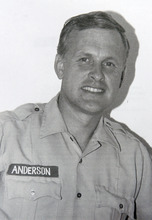 Utah state prison corrections officer Stephen R. Anderson of Bluffdale who was killed by an inmate on Monday.  Photo by Francisco Kjolseth/The Salt Lake Tribune 06/25/2007.