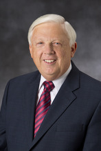 Ron Jarrett, a former member of the Mormon Tabernacle Choir, is the choir's new president. Photo courtesy LDS Public Affairs