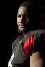Chris Detrick  |  The Salt Lake Tribune Utah's Utah defensive lineman Nate Fakahafua poses for a portrait Wednesday September 19, 2012.
