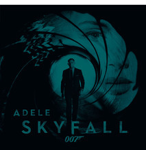 """Adele's """"Skyfall,"""" Official Theme Song to Latest James Bond 007 Feature Skyfall(TM), Premieres at 0:07 BST Via Adele.Tv on October 5.  (PRNewsFoto/Columbia Records)"""