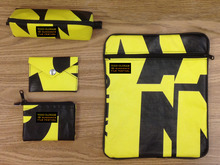 |  Sundance Institute Artist/designer Todd Oldham is lending his name to a line of messenger bags and other items made from recycled banners -- and which will be among the official merchandise to be sold at the 2013 Sundance Film Festival.