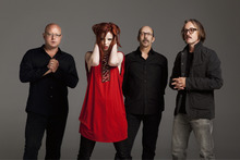 Garbage performs tonight at In The Venue.