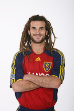 RSL all-star midfielder Kyle Beckerman