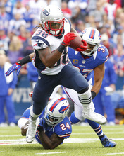 Bill Wippert  |  The Associated Press Undrafted rookie running back Brandon Bolden has made Tom Brady wholly unnecessary.