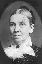 Photo Courtesy Utah Historical Society  Bathsheba W. Smith was an early member of the Latter-day Saint movement. She was the fourth general president of the Relief Society of the LDS Church, a member of the Board of Directors of Deseret Hospital and a leader in the western United States women's suffrage movement.