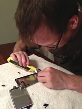 Replacing an iPhone screen yourself requires a lot of patience and know-how. But more and more people are turning to cheaper DIY kits online in which you can repair your phone for just a fraction of the cost of having Apple fix it. Courtesy image