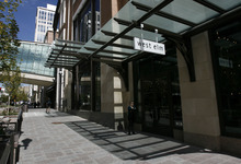 Francisco Kjolseth  |  The Salt Lake Tribune West Elm, an interior design store, is opening its first location in Utah at the City Creek Center.