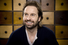 English tenor Alfie Boe will headline this year's Mormon Tabernacle Choir Christmas concerts, choir officials announced Thursday, Oct. 11. The concerts are set for Dec. 13-16. Courtesy Paul Marc Mitchell