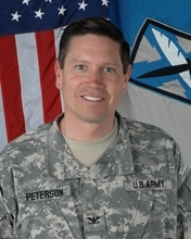 Col. Val Peterson. Courtesy: Utah Army National Guard.