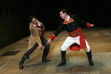 Francisco Kjolseth  |  The Salt Lake Tribune Utah Opera opens its season with