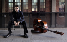Courtesy of Aiello Ben Allison will perform at the Capitol Theatre in October.
