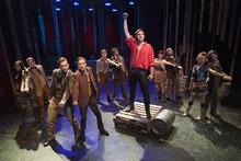 Steve Griffin |  The Salt Lake Tribune The cast of Salt Lake Acting Company's production of