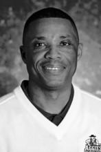 12/31/2008: NMSU head football coach Dewayne Walker (photo by Darren Phillips)