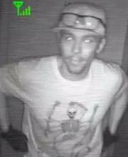 One of four suspects in a Salt Lake City home invasion robbery. (SLCPD photo)