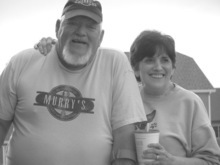Mike Murry and his wife, Marge. Courtesy | Murry family