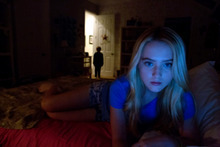 This film image released by Paramount Pictures shows Kathryn Newton in a scene from