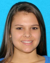 This department of motor vehicles image provided by the City of Gresham, Ore., shows Whitney Heichel. Police said Friday Oct. 19, 2012, that children playing outside an apartment complex have found the cellphone of Heichel, an Oregon woman who vanished three days ago under suspicious circumstances. Authorities said the phone will be examined Friday for clues about what happened to Heichel after she failed to show up for work Tuesday morning.(AP Photo/DMV via City of Gresham)