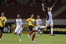 Tribune file photo Herediano is 3-0 in Group 2 of the Champions League, including a 1-0 victory over Real Salt Lake in July.