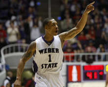 Chris Detrick  |  The Salt Lake Tribune Weber State point guard Damian Lillard has turned an impressive series of team workouts into a probable lottery spot in Thursday's NBA Draft.