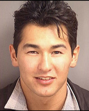 Anthony Mayhew, 1995. Courtesy Salt Lake County Jail