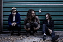 Good Old War opens for Needtobreathe at The Depot tonight.. Courtesy image
