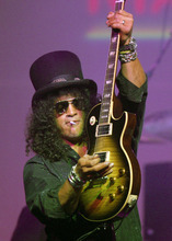 Chris Carlson  |  AP file photo Slash is both an incredibly talented guitarist and an instantly recognizable Halloween costume.
