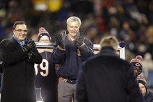 9bfc90c66ff Bears retire Mike Ditka's number - The Salt Lake Tribune